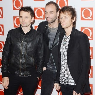 Muse in The Q Awards 2012 - Arrivals