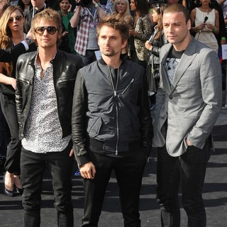 Muse in UK Film Premiere of World War Z - Arrivals