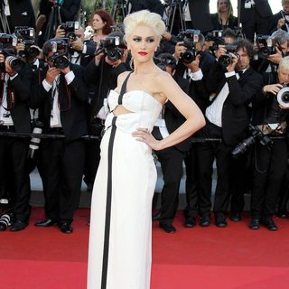 Gwen Stefani in 2011 Cannes International Film Festival - Day 10 - This Must Be the Place - Premiere