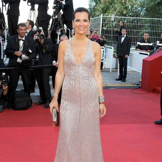 Roberta Armani in 2011 Cannes International Film Festival - Day 10 - This Must Be the Place - Premiere