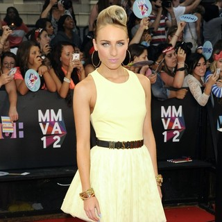 My Name Is Kay in 2012 MuchMusic Video Awards - Arrivals