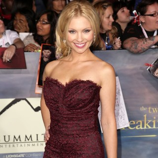MyAnna Buring in The Premiere of The Twilight Saga's Breaking Dawn Part II