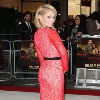 MyAnna Buring in The Twilight Saga's Breaking Dawn Part I UK Film Premiere - Arrivals