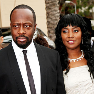 Wyclef Jean in 41st NAACP Image Awards - Arrivals