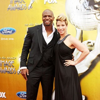 Terry Crews in 41st NAACP Image Awards - Arrivals