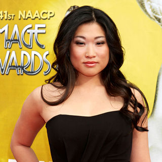 Jenna Ushkowitz in 41st NAACP Image Awards - Arrivals