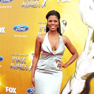 Omarosa in 41st NAACP Image Awards - Arrivals