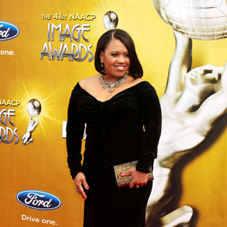 Chandra Wilson in 41st NAACP Image Awards - Arrivals
