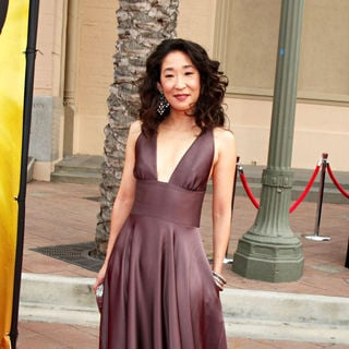 Sandra Oh in 41st NAACP Image Awards - Arrivals