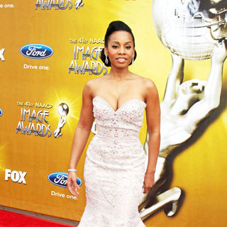 Anika Noni Rose in 41st NAACP Image Awards - Arrivals