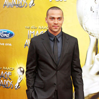 Jesse Williams in 41st NAACP Image Awards - Arrivals