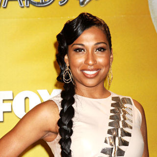 Melanie Fiona in 41st NAACP Image Awards - Press Room