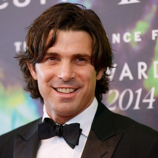 Nacho Figueras in 2014 Fragrance Foundation Awards - Red Carpet Arrivals