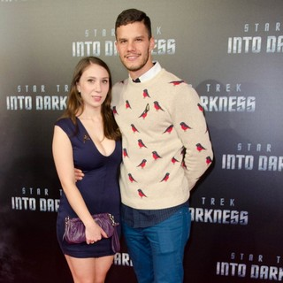 Nacho Pop in The Sydney Premiere of Star Trek Into Darkness - Arrivals