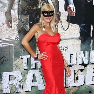 Nadeea in The World Premiere of Disney-Jerry Bruckheimer Films' The Lone Ranger