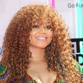 Nadia Buari in The 2014 BET Awards - Arrivals