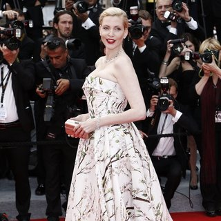 Nadja Auermann in 67th Cannes Film Festival - Opening Ceremony