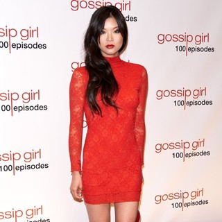Nan Zhang in Gossip Girl Celebrates 100 Episodes