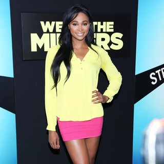 Nana Meriwether in We're the Millers World Premiere