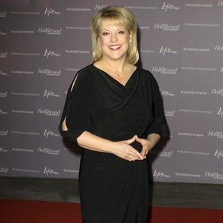 Nancy Grace in The Hollywood Reporter's Annual Power 100: Women in Entertainment Breakfast