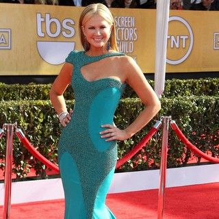 Nancy O'Dell in 19th Annual Screen Actors Guild Awards - Arrivals