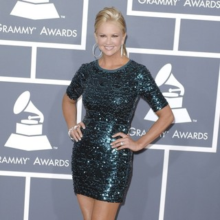 Nancy O'Dell in 54th Annual GRAMMY Awards - Arrivals
