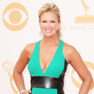 Nancy O'Dell in 65th Annual Primetime Emmy Awards - Arrivals