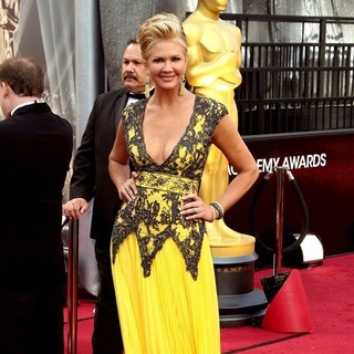 Nancy O'Dell in 84th Annual Academy Awards - Arrivals
