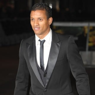 Nani in Jack Reacher UK Film Premiere - Arrivals