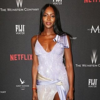 Naomi Campbell - The 2017 Weinstein Company and Netflix Golden Globes After Party