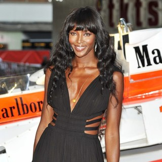 Naomi Campbell in World Premiere of Rush - Arrivals