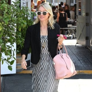 Naomi Watts in Naomi Watts Leaving The Brentwood Country Mart