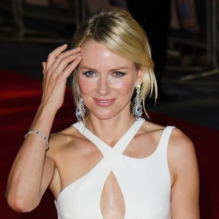 Naomi Watts in Diana World Premiere - Arrivals