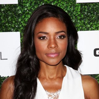 Naomie Harris in 2014 ESSENCE Black Women in Hollywood Luncheon