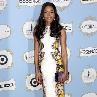 Naomie Harris in 6th Annual Essence Black Women in Hollywood Luncheon