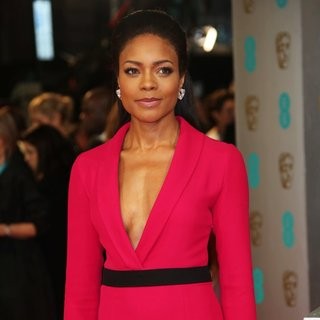 Naomie Harris in EE British Academy Film Awards 2014 - Arrivals