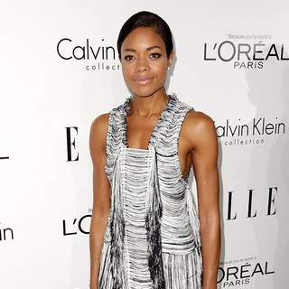 Naomie Harris in ELLE 20th Annual Women in Hollywood Celebration
