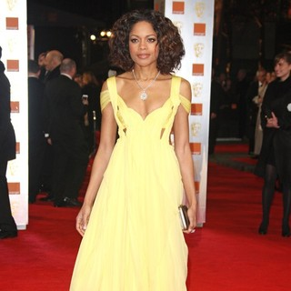 Naomie Harris in Orange British Academy Film Awards 2012 - Arrivals