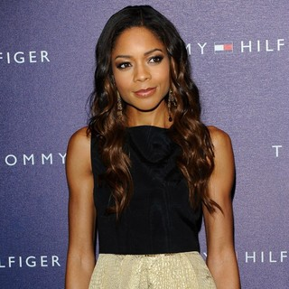 Naomie Harris in Tommy Hilfiger - Store Launch Party