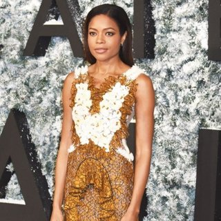 Naomie Harris - The European Premiere of Collateral Beauty - Arrivals