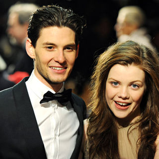 Ben Barnes, Georgie Henley in Royal Film Performance 2010: The Chronicles of Narnia: The Voyage of the Dawn Treader
