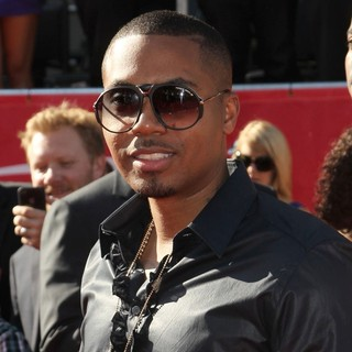 Nas in 2012 ESPY Awards - Red Carpet Arrivals