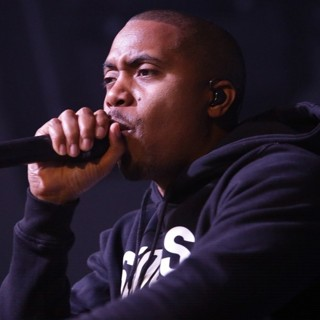 Nas Performing at Liverpool University Guild of Students