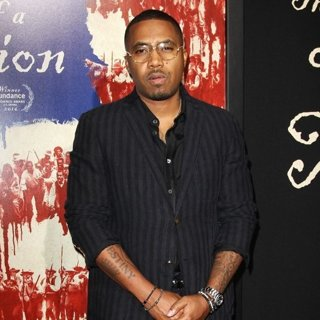Nas-The Birth of a Nation Los Angeles Premiere