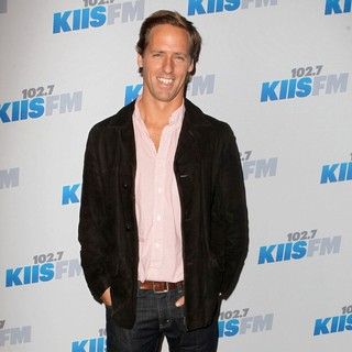 Nat Faxon in KIIS FM's Jingle Ball 2012 - Arrivals