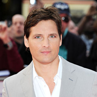 Peter Facinelli in National Movie Awards - Arrivals
