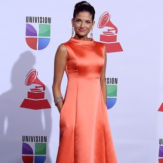 Natalia Jimenez in The 12th Annual Latin GRAMMY Awards - Arrivals
