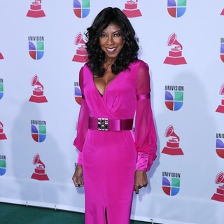 Natalie Cole in 13th Annual Latin Grammy Awards - Arrivals