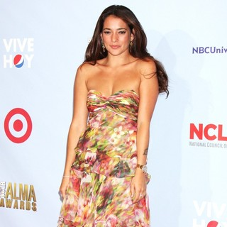 Natalie Martinez in 2012 NCLR ALMA Awards - Press Room