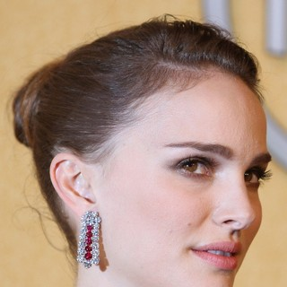 Natalie Portman in The 18th Annual Screen Actors Guild Awards - Press Room